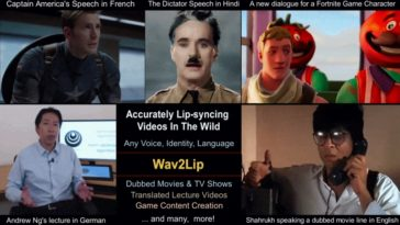 Wav2Lip