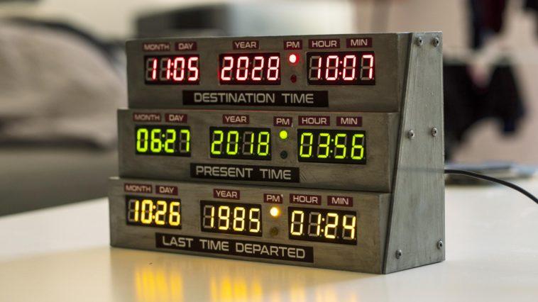 Circuitos del tiempo