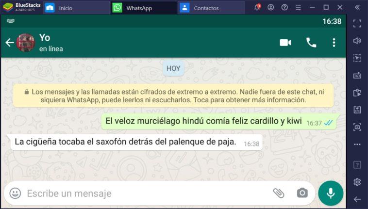Cómo usar WhatsApp en PC