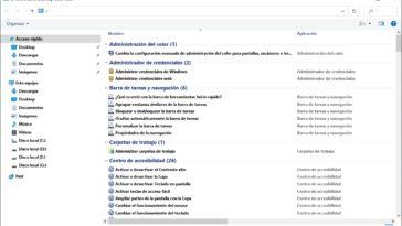 Modo Dios en Windows 10