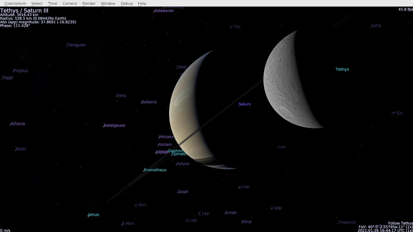 aprender sobre astronomía