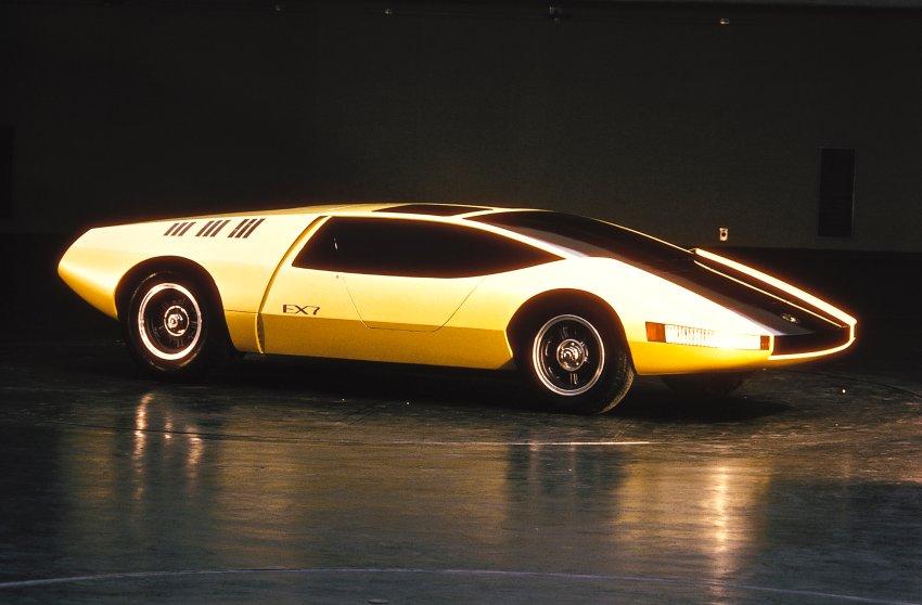 coches retrofuturistas