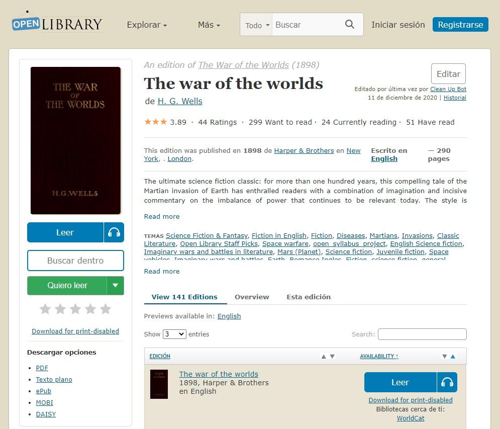 libros gratis para descargar
