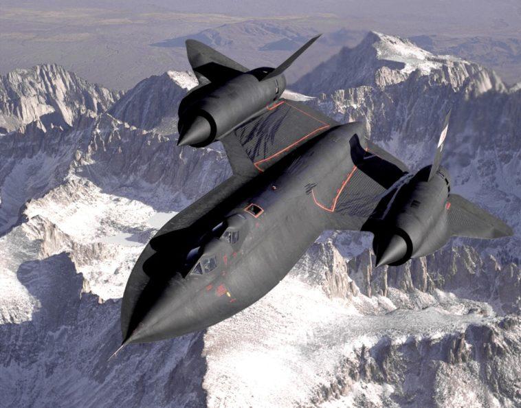Avión más rápido del mundo