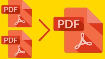 Cómo unir dos PDF