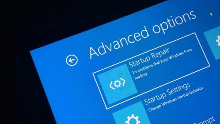 Windows 10 a prueba de fallos