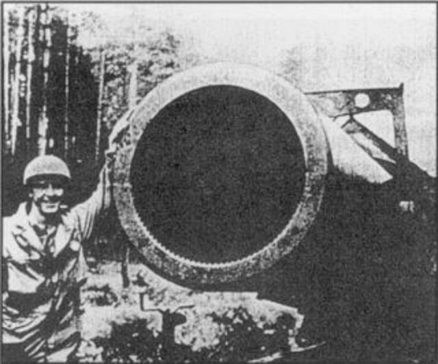 cañón gustav
