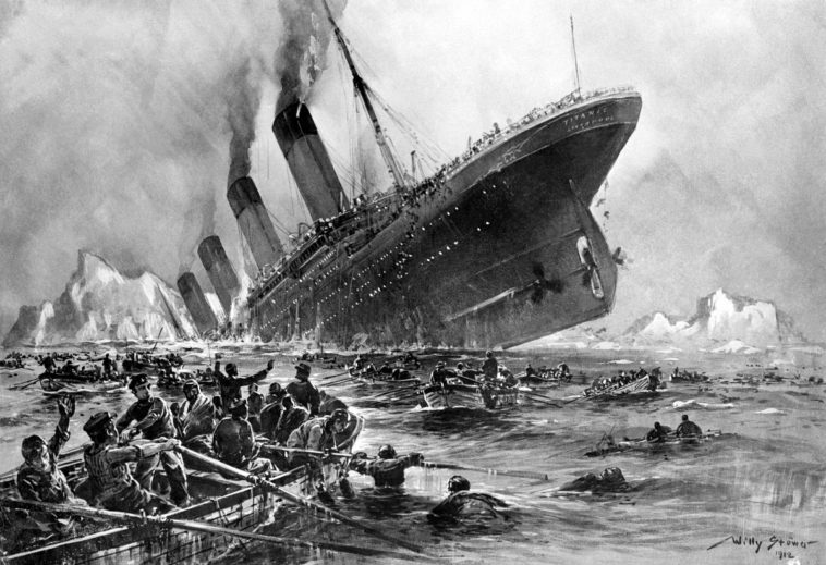 Cuánta gente murió Titanic
