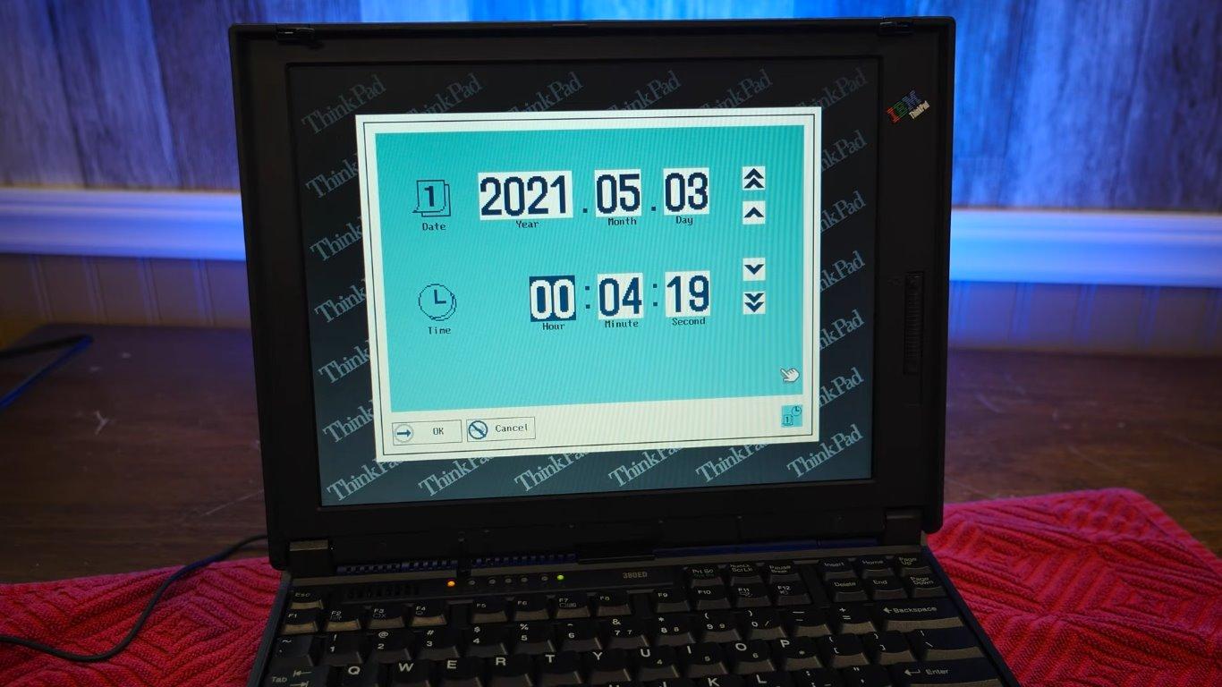 IBM Thinkpad