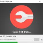 Cómo reparar un archivo PDF corrupto
