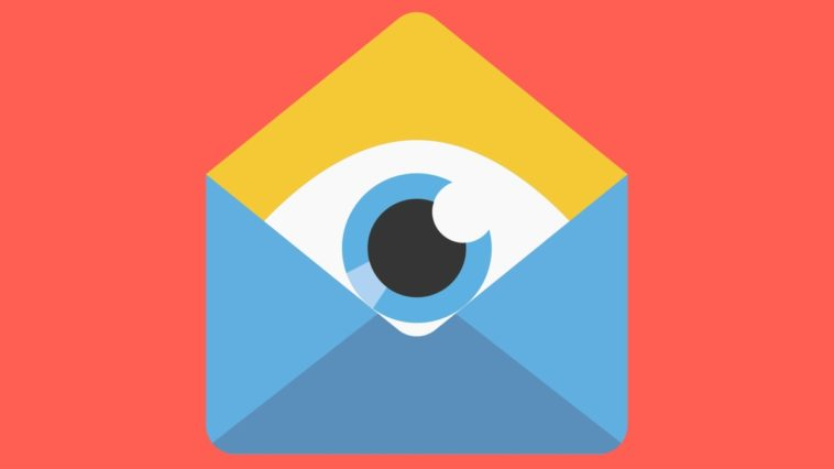 rastreo por correo electrónico
