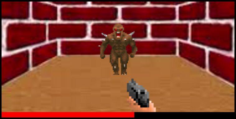 Doom Captcha