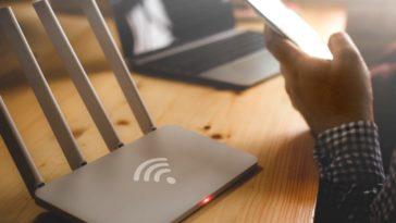 Resetear la contraseña del WiFi
