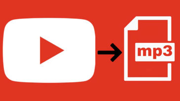 convertir álbum YouTube archivos MP3