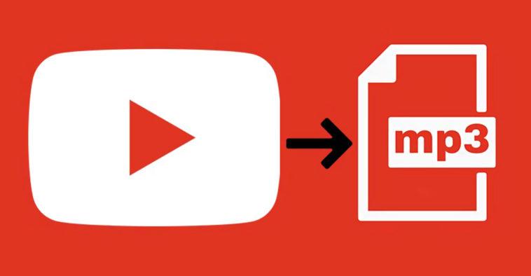 convertir álbum YouTube archivos MP3
