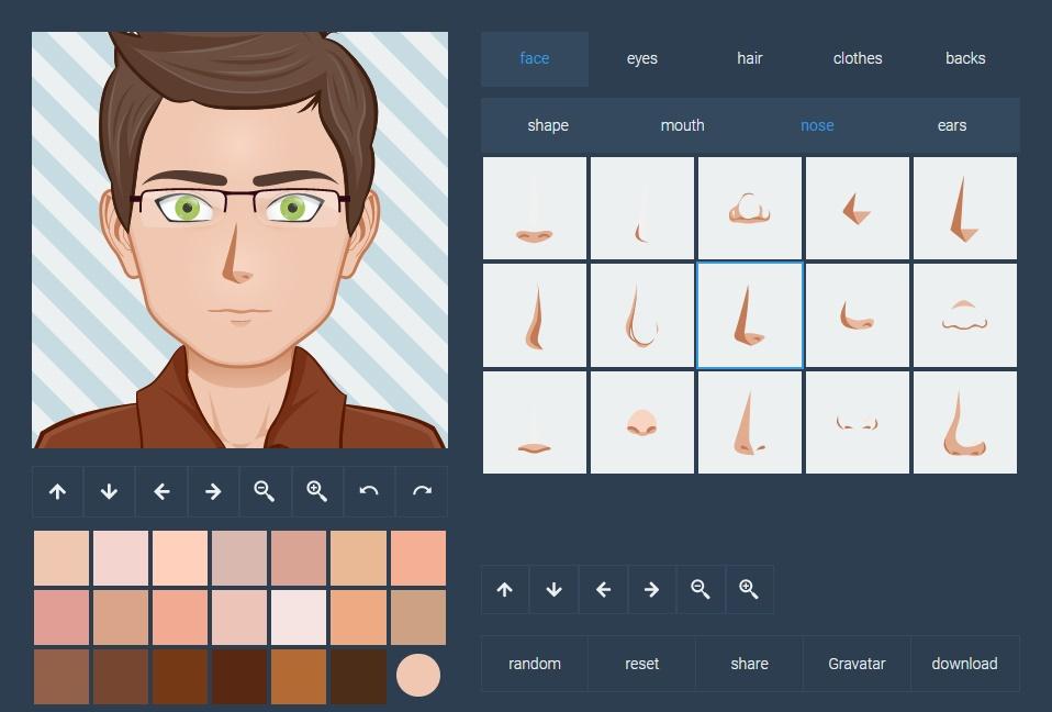 Cómo crear avatares personalizados