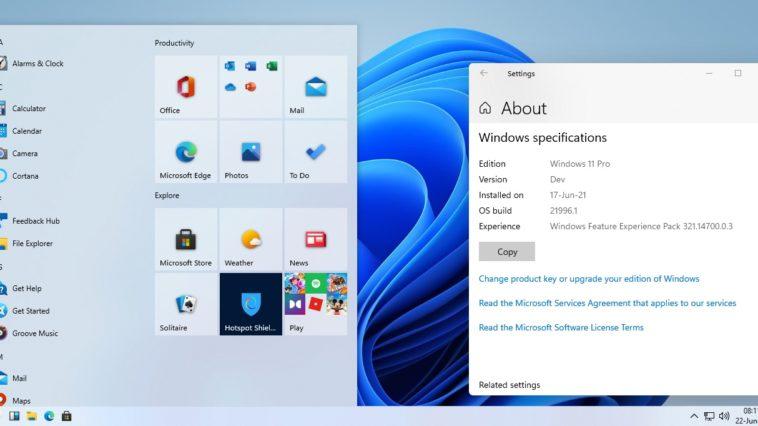 Cómo personalizar Windows 11