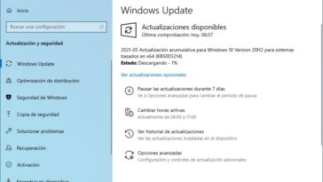Reparar Windows Update en Windows 10