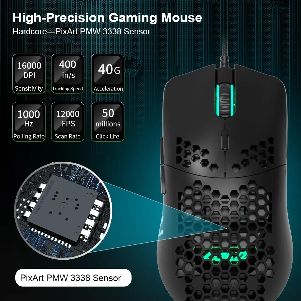 ratón gaming