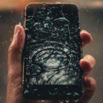 teléfono es resistente al agua