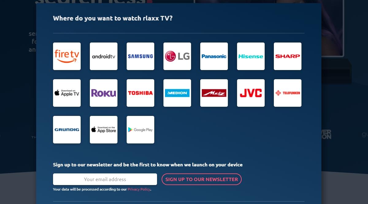 Canales de TV gratis