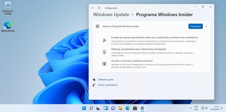 Descarga Windows 11 Preview