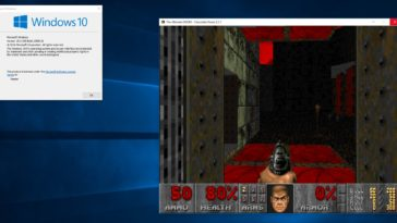 Jugar Doom en un PC moderno