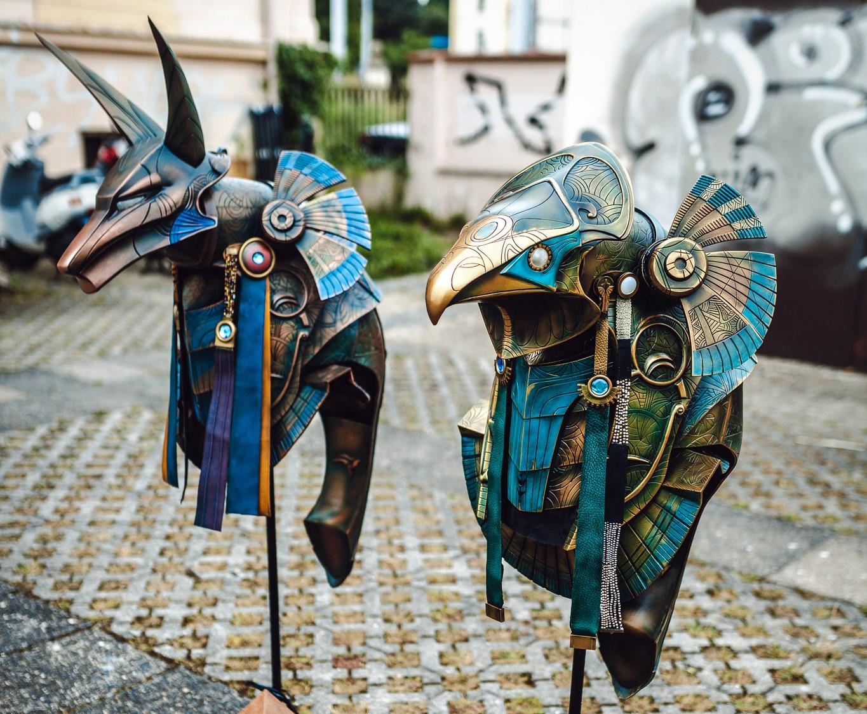 Anubis Horus Stargate