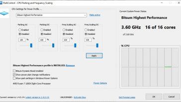Cómo optimizar los núcleos de tu PC