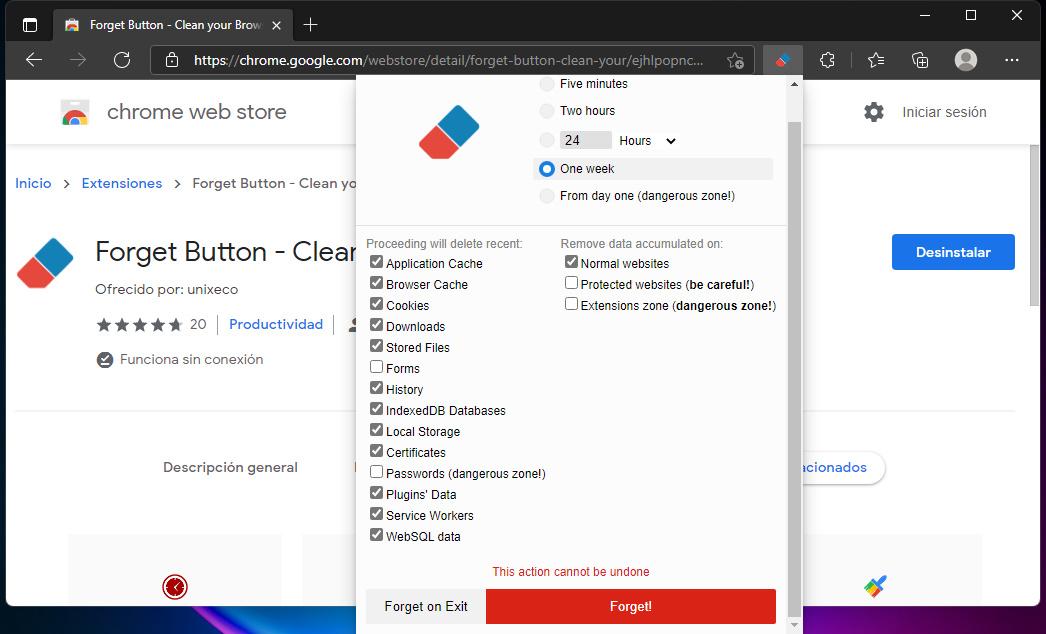 Cómo borrar el historial de Chrome