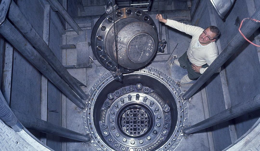 Reactores nucleares portátiles