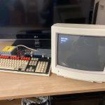 Reparando un viejo monitor CRT