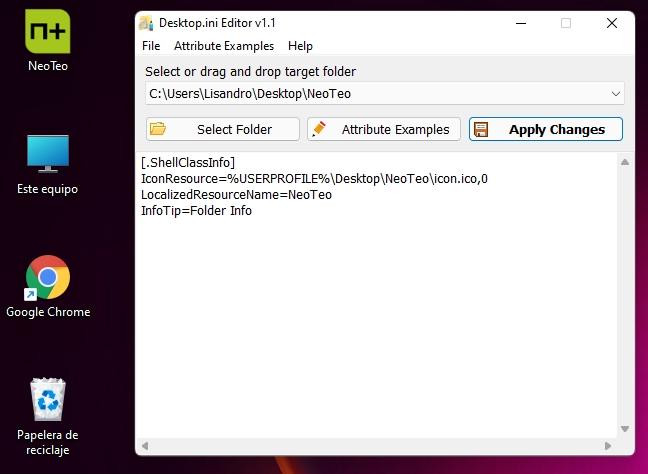Cómo crear y modificar archivos .ini