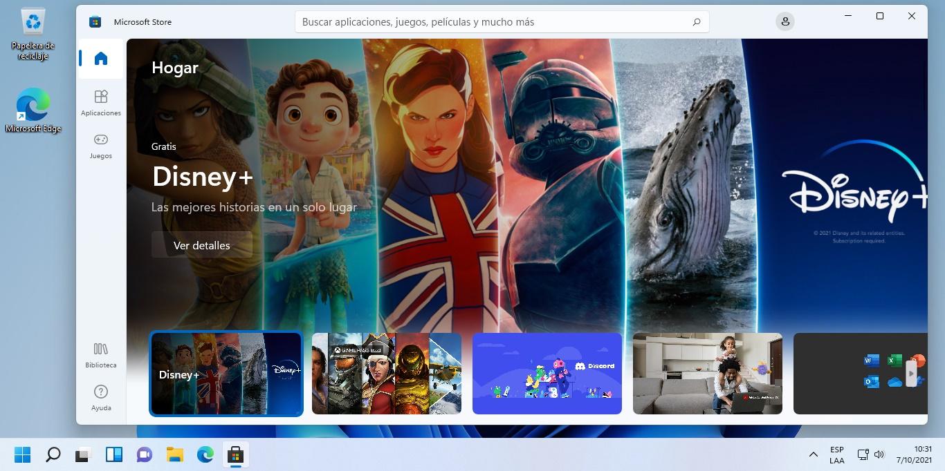 mejoras de Windows 11