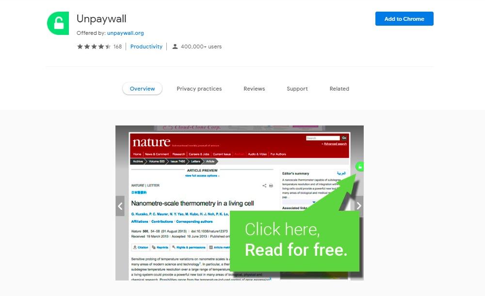Cómo leer artículos de pago gratis