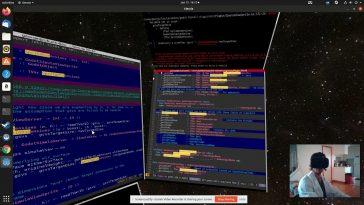 Linux en realidad virtual